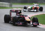 F1   10位のアルグエルスアリ、ペナルティでポイント失う