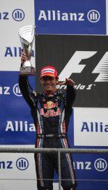 F1   ウエーバー、チームからの優先的サポートを期待