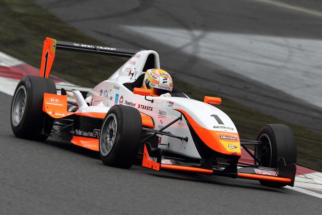 トヨタ、中山雄一をFCJ第10戦からTDPドライバーに(2)