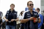 F1 | ウイリアムズ、バリチェロのシートも未確定?