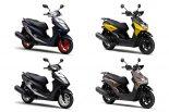 MotoGP | ヤマハの原付二種スクーター『シグナス』『BW'S125』のニューカラーが2月10日発売