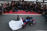F1 | トロロッソ・ホンダF1初のマシン『STR13』は、テスト初日の朝に正式発表へ