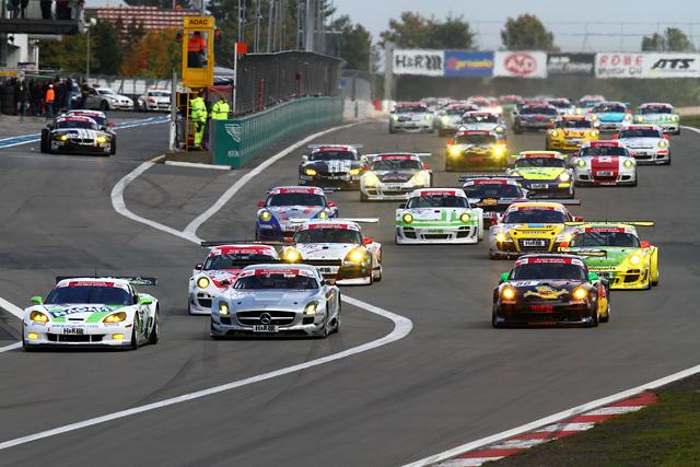 メルセデスSLS AMG GT3、VLNにデビュー(4)