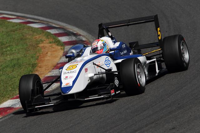 全日本F3第13戦はスズキが3連勝 第14戦では山内が初優勝(2)