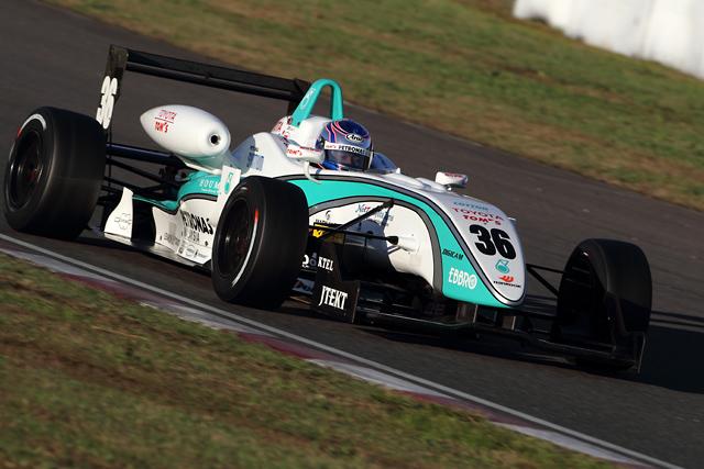 全日本F3第13戦はスズキが3連勝 第14戦では山内が初優勝(3)