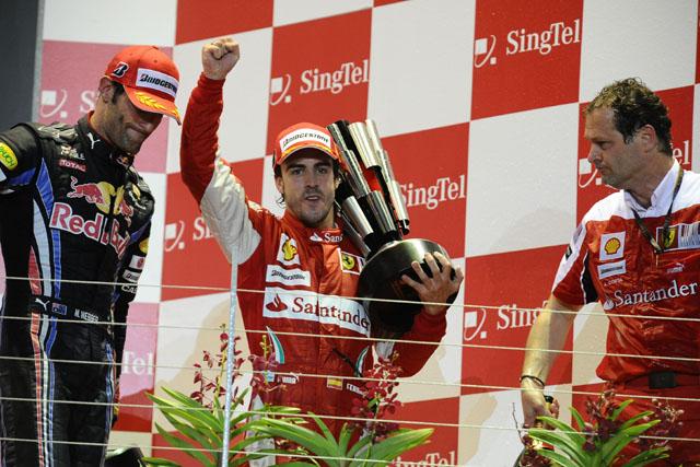 """アロンソ、""""グランドスラム""""を達成。F1史上6年ぶり(1)"""