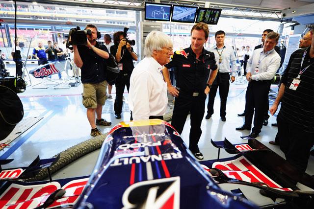 「韓国GPのキャンセルも悪くない」とレッドブル(1)