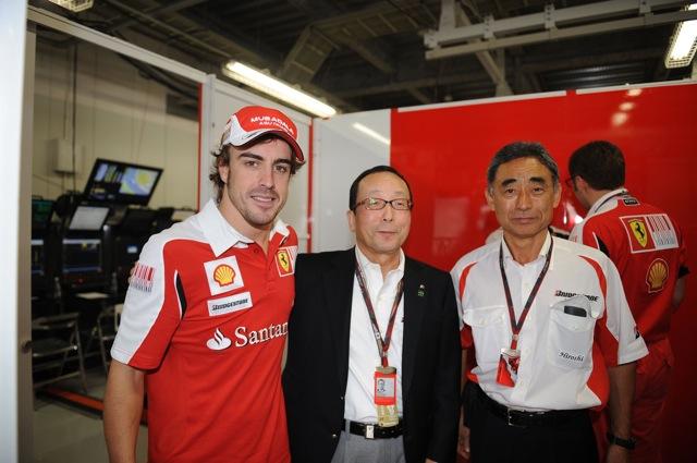 最後の日本GP、ブリヂストン社長がコメントを発表(1)