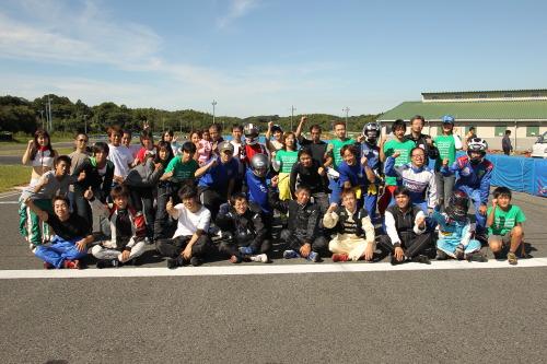 AS MIHAMAスポーツカートシリーズ第4戦 1