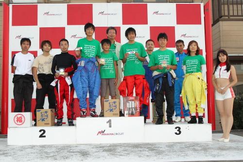 AS MIHAMAスポーツカートシリーズ第4戦 5