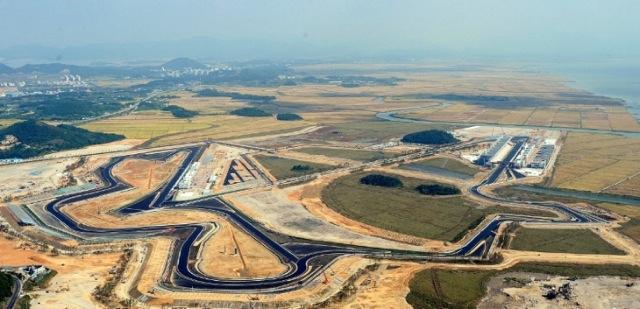 FIAが韓国GP開催を承認。オーガナイザーが発表(2)