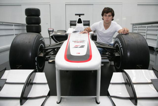 ザウバーはいい車を作れる…本拠訪問のペレスが確信(1)