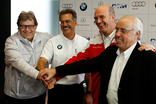 BMW、2012年からのDTM復帰を正式発表(1)