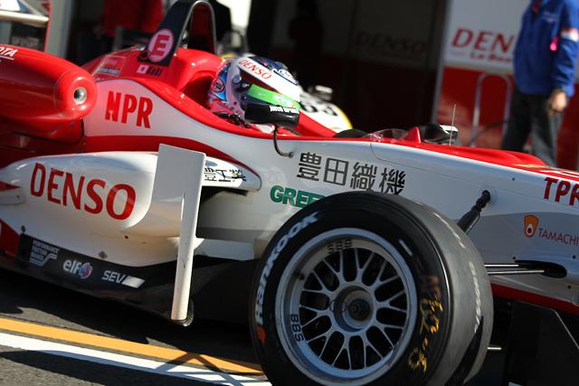 山内絶好調! 全日本F3第15・16戦でWポールを獲得(3)