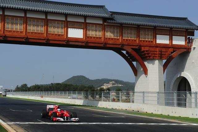 可夢偉10番手発進! 韓国GP初日はウエーバーがトップ(2)