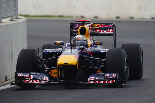 F1第17戦韓国GP、公式予選の結果(1)