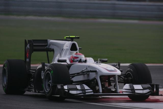韓国GP予選Q2、可夢偉は12番手でノックアウト(1)