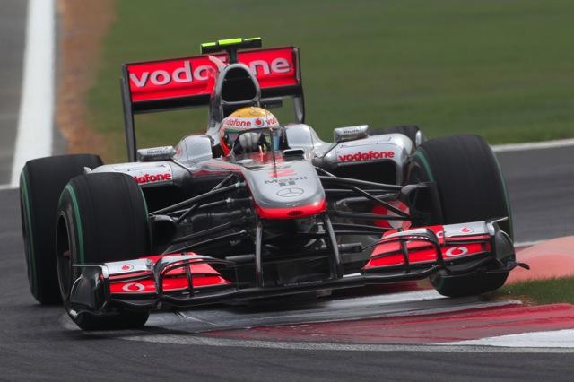 韓国GP予選Q1、ハミルトンが最速タイム。可夢偉14番手(1)