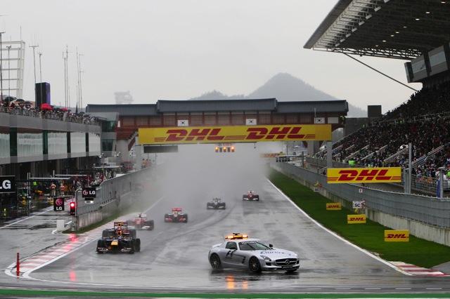 RBR全滅、波乱の韓国GPはアロンソが制す。可夢偉8位(4)