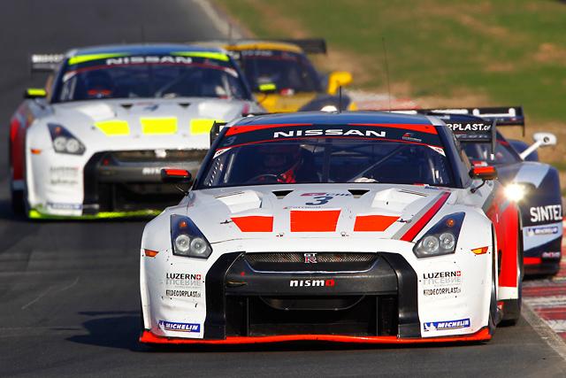 FIA GT1ナバーラ:ゾンタ組ランボルギーニが席巻(4)