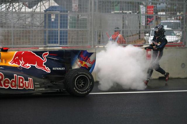 ザウバー、フェラーリとマクラーレンを非難(1)