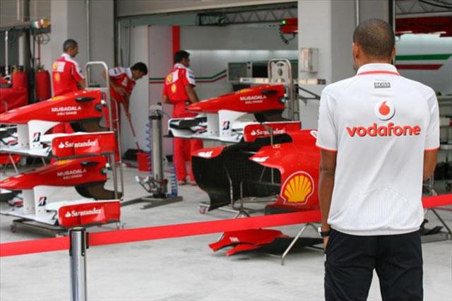 ハミルトン「別にフェラーリに行かなくたっていい」(1)