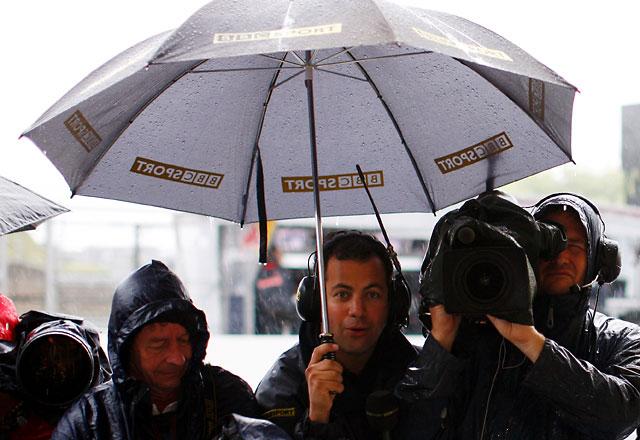 韓国GPを中継した英BBCに、視聴者から苦情(1)