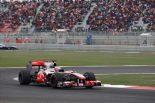 F1 | マクラーレン、バトンをハミルトンのサポート役にせず