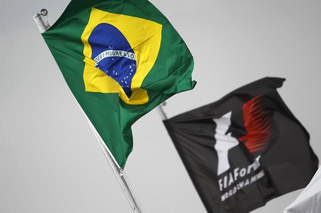 F1第18戦ブラジルGP、決勝レース結果(1)