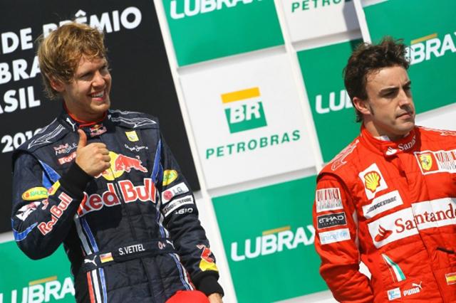 フェラーリが白煙を噴いても当然悲しまない とベッテル(1)