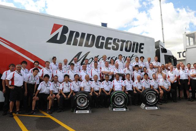 有終の美を誓うブリヂストン「F1は素晴らしいスポーツ」(1)