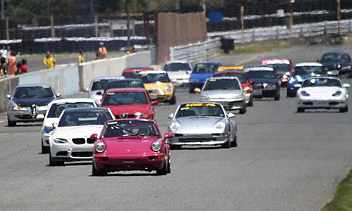 約250台の欧州車が走行のユーロカップ2010開催(2)