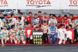 F1 | TMSF、今年も盛大に開催 可夢偉、一貴もドライブを楽しむ