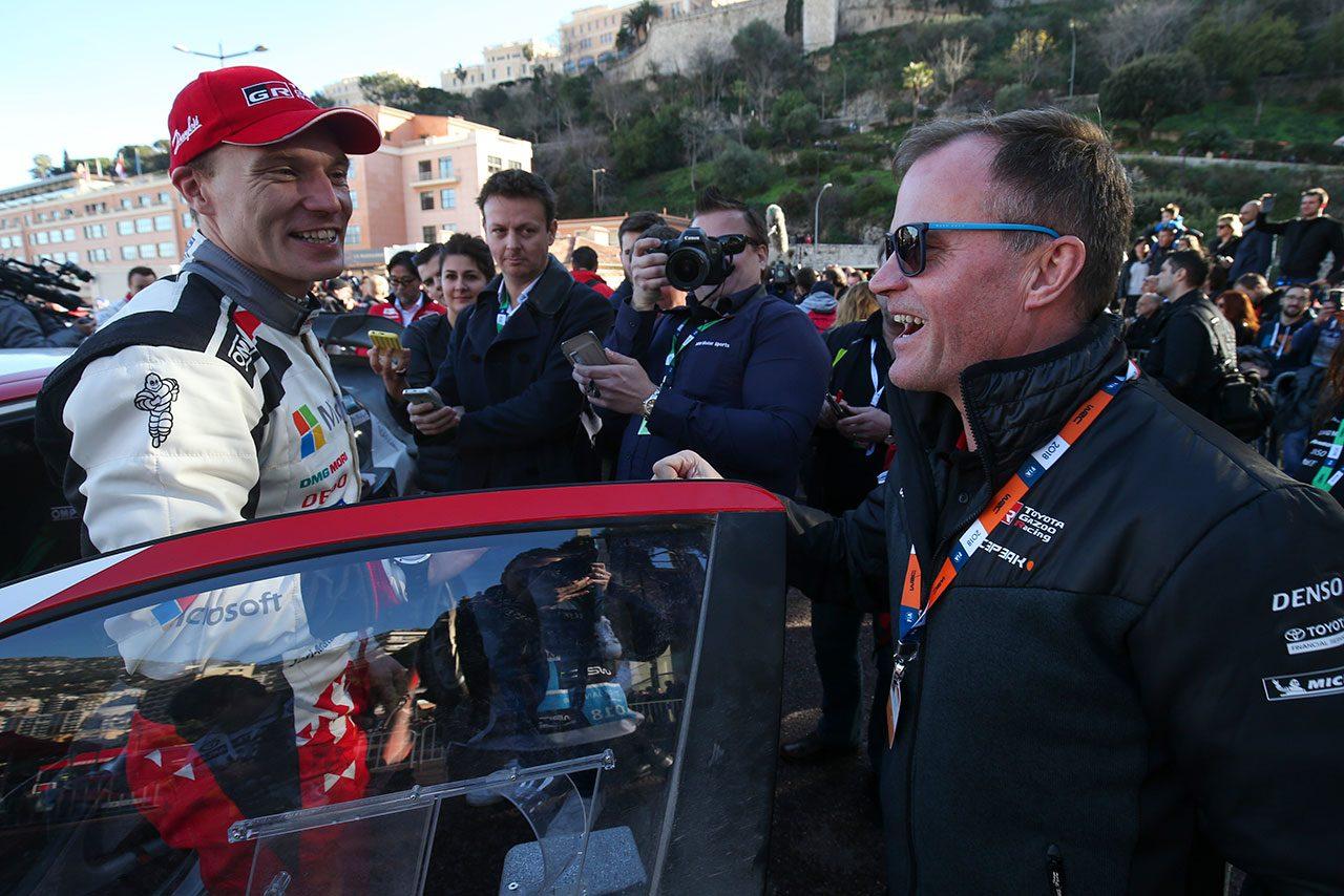 WRC:マキネン、「第1戦の結果は過去12カ月で最高のもの」。復帰2年目の王座獲得に自信