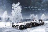 F1 | ザウバーからクリスマス&ニューイヤーカード
