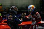 F1 | アロンソ「ベッテルを恐れる理由などない」