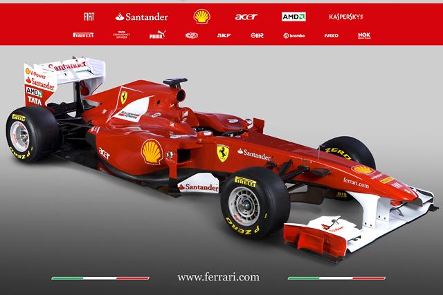 フェラーリ、新車「F150」を発表(2)