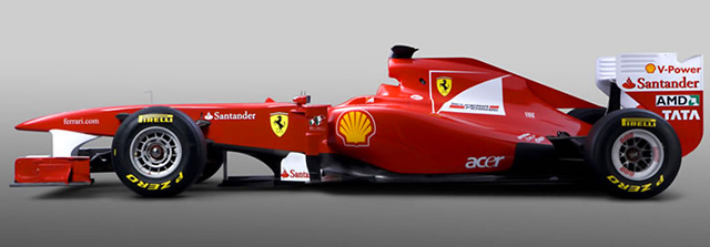 フェラーリ、新車「F150」を発表(5)