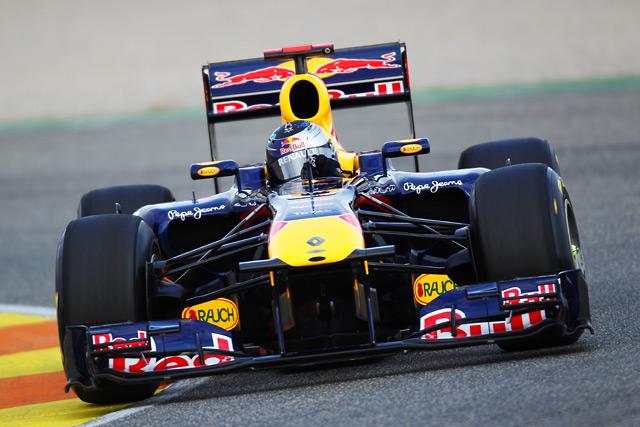 新シーズン幕開け 合同テストで7チームが新車投入(4)