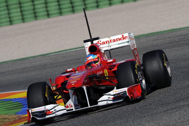 新シーズン幕開け 合同テストで7チームが新車投入(6)