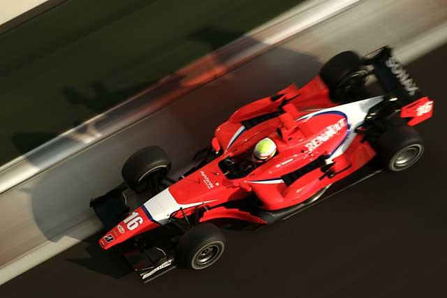ターベイはオーシャン・レーシングへ移籍しGP2へ参戦(2)