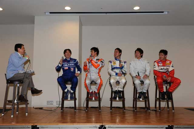 FUJI SPEEDWAY MOTORSPORTS DREAM 2011を開催(1)