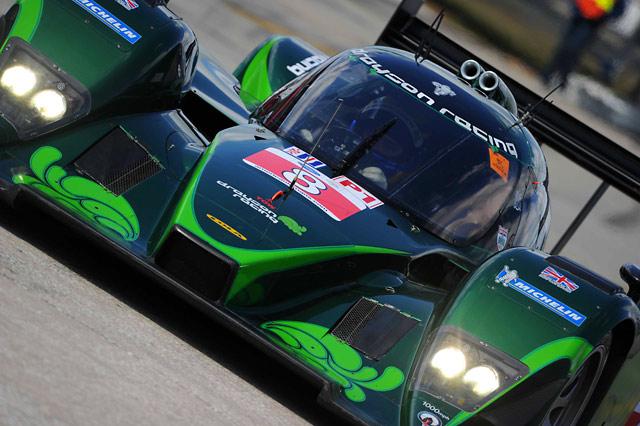 ドライソン・レーシング、EVレースに移行へ(1)