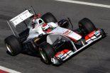 F1   ザウバーは最終テストの日程を変更せず?