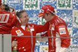 F1   ライコネンがF1復帰を完全否定「話すのもイヤ」