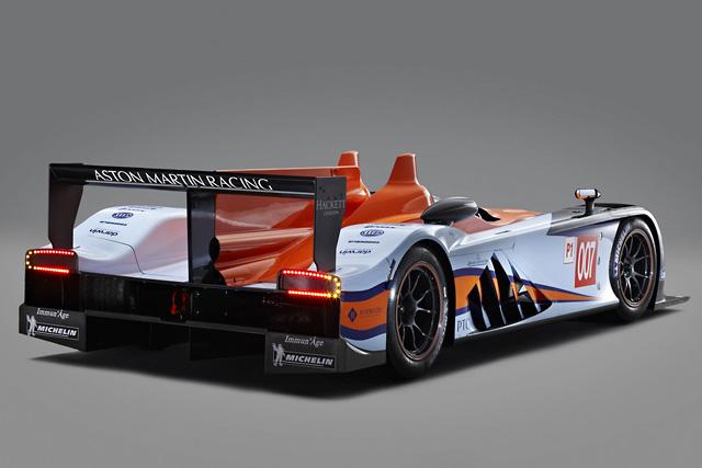 アストンマーチン、新型プロト『AMR-One』を公開(3) | autosport web