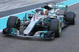 F1 | グランプリのうわさ話:メルセデスF1の新車『W09』は昨年よりもホイールベースが短くなる?