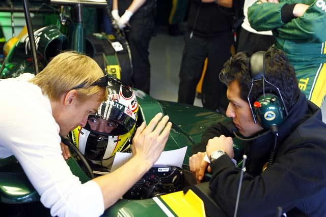 チーム・ロータス、FPに3人の若手ドライバーを起用(1)