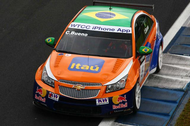 WTCC開幕戦クリティバ:ハフがレース1のポール獲得(3)
