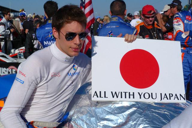 デュバル「この勝利を日本の皆さんに捧げる」(1)